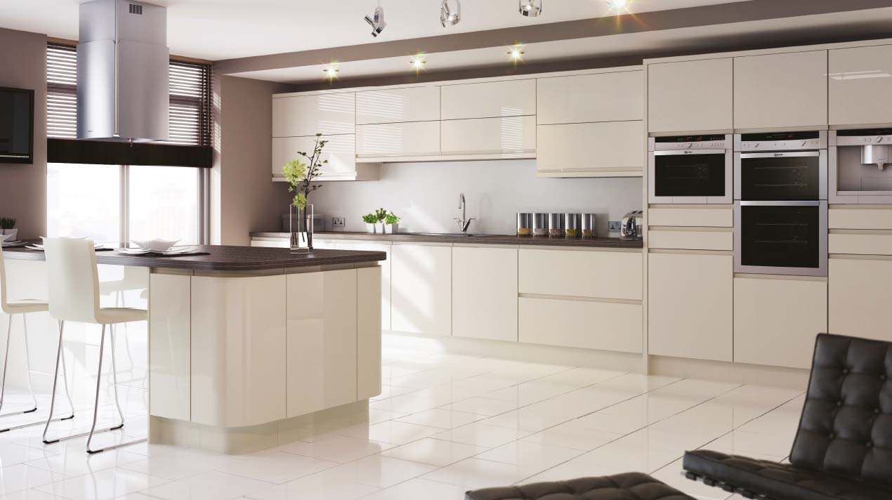 In-Line Gloss – Stratford Kitchens, Bathrooms & Bedrooms