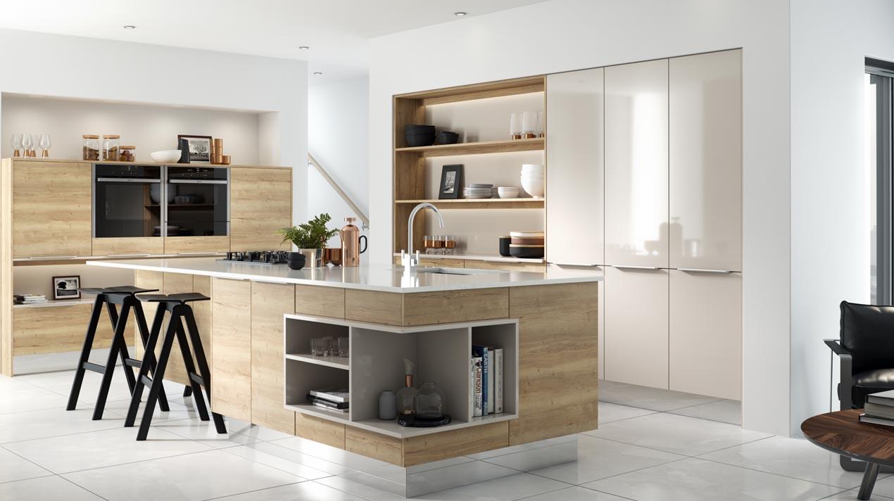 Woodgrain – Stratford Kitchens, Bathrooms & Bedrooms
